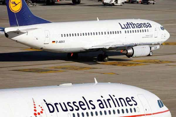 Lufthansa também injecta dinheiro na Brussels