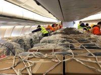IATA: carga aérea com receitas (quase) recorde