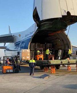 Rangel trouxe mais um Antonov ao Porto
