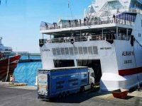 Porto de Almería cria parque para camiões ro-ro