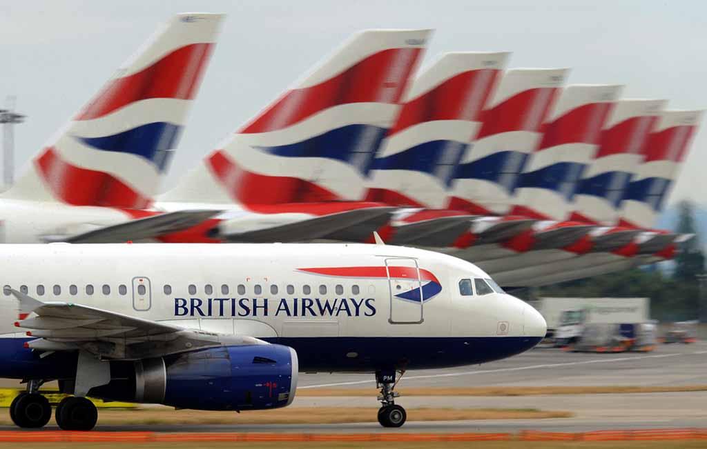 British Airways vai despedir 270 pilotos