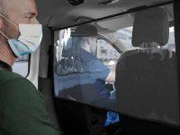 Ford promove o distanciamento físico a bordo