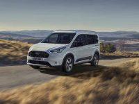 Ford cria Tourneo e Transit Connect Active