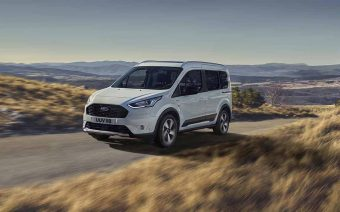 Ford cria Tourneo e Transit Connect Active