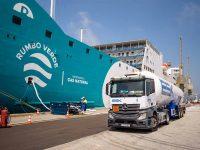 APDL estreia em Viana abastecimento de GNL