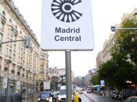 Justiça chumba emissões reduzidas em Madrid