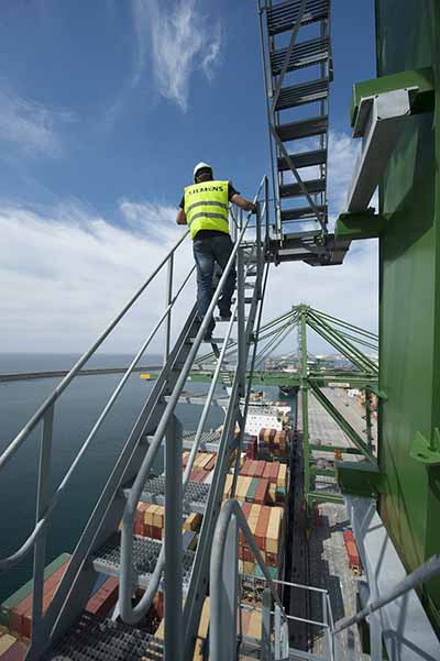Siemens Portugal trata dos terminais da Europa, Médio Oriente e África