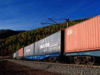 52 mil TEU por ferrovia no China-Europa