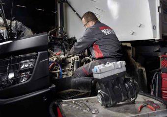Renault Trucks reforça contratos de manutenção