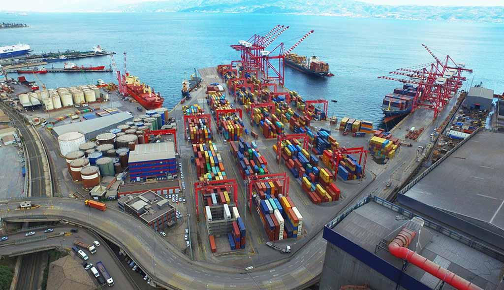 Yilport integrou dois terminais turcos com a TradeLens