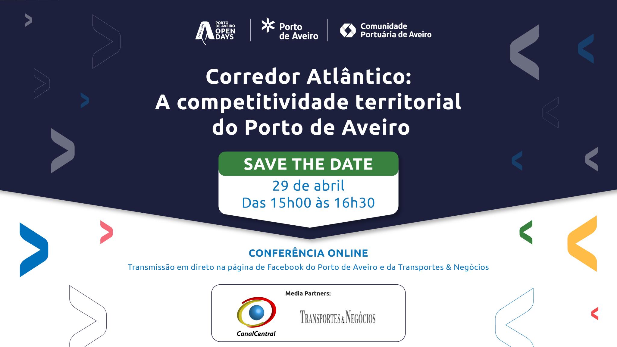 A competitividade territorial do Porto de Aveiro
